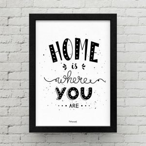Home is where you are F0005 P